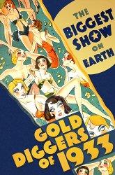 Постер Золотоискатели 1933 года