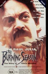 Постер Горящий сезон