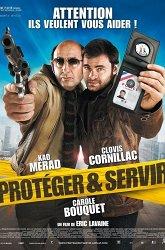 Постер Служить и защищать