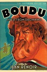 Постер Будю, спасенный из воды