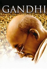 Постер Ганди