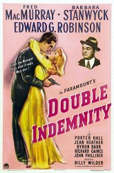 Постер Двойная страховка