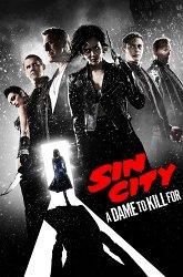 Постер Город грехов-2: Женщина, ради которой стоит убивать