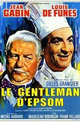 Постер Джентльмен из Эпсома