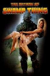 Постер Возвращение болотной твари