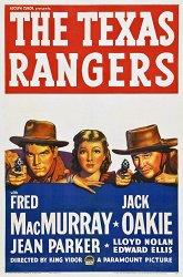 Постер Техасские рейнджеры