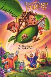 Постер Однажды в лесу