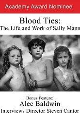 Постер Кровные узы. Фотография и жизнь Салли Манн