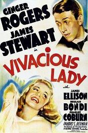 Оживленная леди / Vivacious Lady