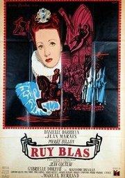 Постер Рюи Блаз