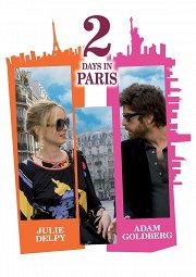 Постер Два дня в Париже