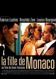 Постер Девушка из Монако