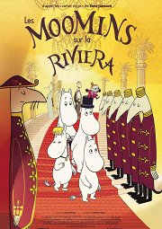 Постер Муми-тролли на Ривьере