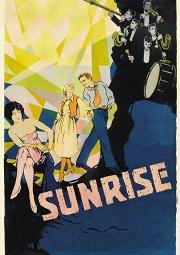 Постер Восход солнца