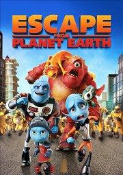 Постер Побег с планеты Земля