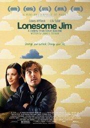 Постер Одинокий Джим