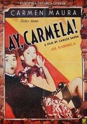 Постер Ай, Кармела!