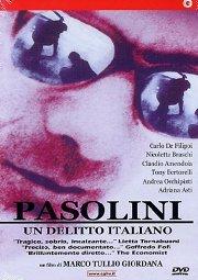 Постер Пазолини. Преступление по-итальянски