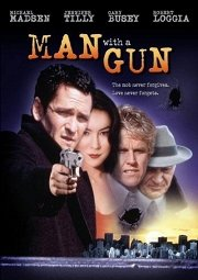 Постер Человек с пистолетом