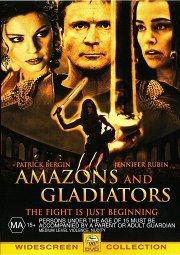 Постер Амазонки и гладиаторы
