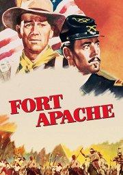 Постер Форт Апачи