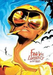 Постер Страх и ненависть в Лас-Вегасе