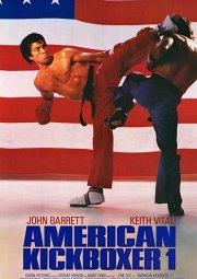 Постер Американский кикбоксер