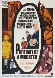 Постер Портрет гангстера