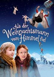 Постер Когда Санта упал на землю
