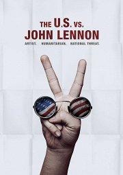 Постер Америка против Джона Леннона
