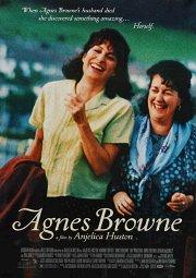 Постер Агнес Браун