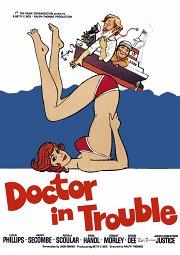 Постер Доктор в ловушке