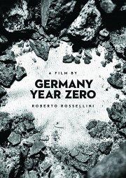 Постер Германия. Год нулевой