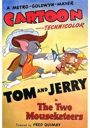 Постер Два мышкетера