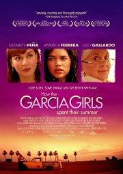 Постер Как девушки Гарсия провели лето