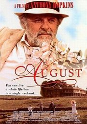 Постер Август