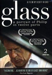 Постер Гласс: Портрет Филипа в 12 частях