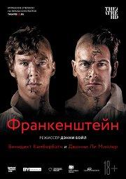 Постер Франкенштейн: Ли Миллер