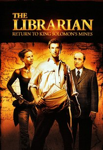 Библиотекарь-2: Возвращение в копи Царя Соломона