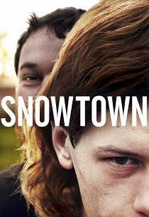 Снежный город