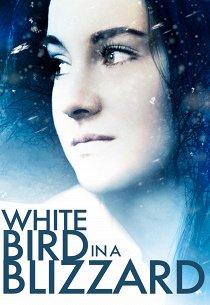 Белая птица в метели