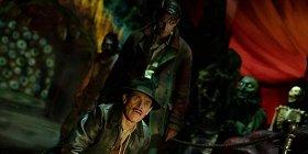 Посмотрите на первые кадры «Аллеи Кошмаров» Гильермо дель Торо