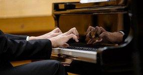 Владимир Филатов (скрипка), Дмитрий Кривоносов (фортепиано)