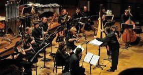 Солисты ансамбля «Cтудия новой музыки»