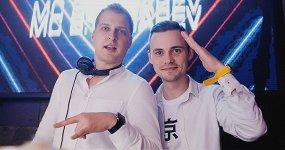 «Студенческая среда»: DJs Dyxanin, Kovalev