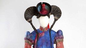 Ульгер: авторские куклы семьи Намдаковых