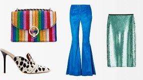 Цветы, пайетки, клеш: что надевать на вечеринку в стиле диско
