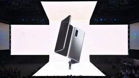 Первый вмире складной смартфон, дешевый Galaxy идругие анонсы спрезентации Samsung