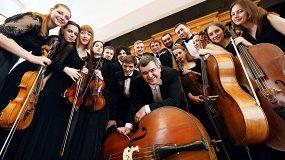 «Новоспасское. Отец русской музыки»: «Премьер-оркестр»
