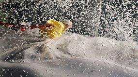Снежное шоу
